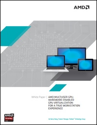 AMD Multiuser GPU Whitepaper Cover